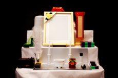 自宅にお骨を安置する小さな祭壇