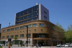 札幌中央警察署の建物
