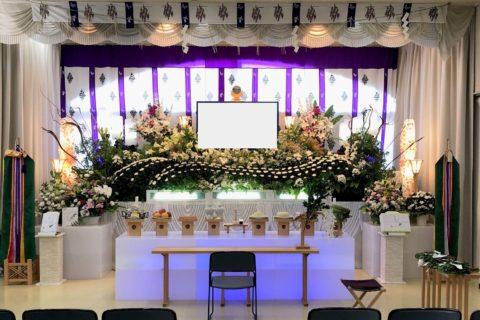 神社神道式の祭壇